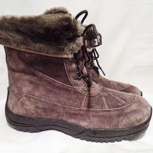 Columbia Lavela Omni-Grip Waterproof Boots  NWOB